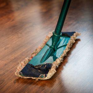 clean cleaning mop floor