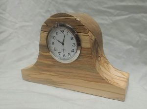 Custom Mantle Clock
